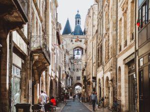 Rue quartier saint pierre